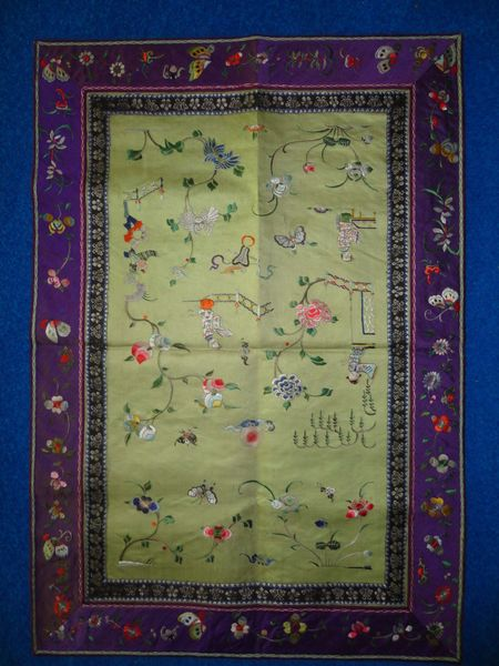 Chinese Broidery - <span>donated by Li Ai Vee</span>