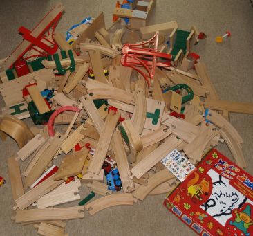 toys - <span>donated by Daniel and Jonathan</span>