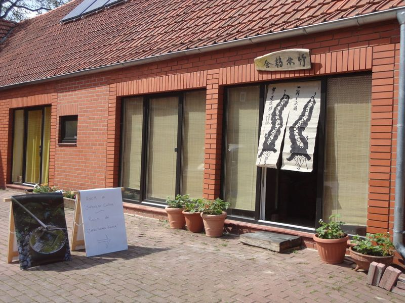 Japanese Culture - <span>Exhibition is prepared</span>