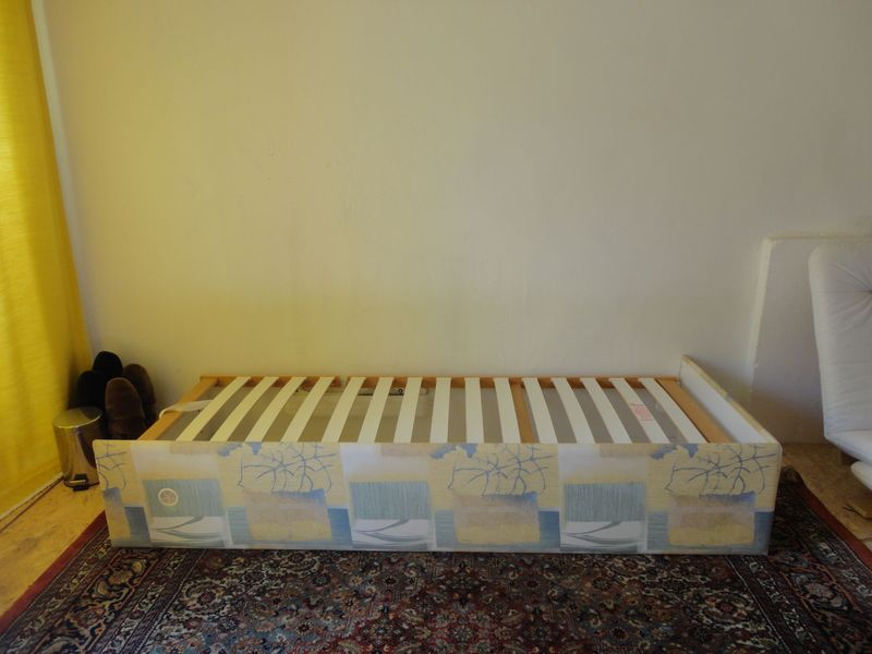 two beds - <span>from Marianne and Bernd</span>