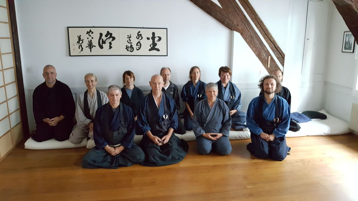 <span></span><div>Thank you all for an inspiring meeting and many thanks to our hosts Esho Jigen and Shinden</div>