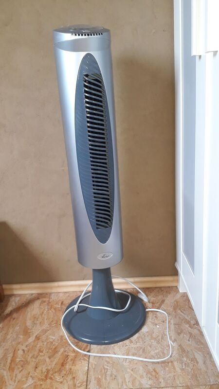 <span></span><div>Ventilator donated by Evelin and Werner</div>