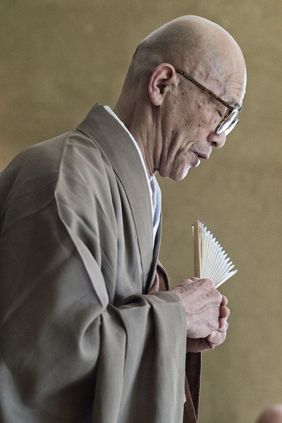 Poem to Kaisansan - <span>Yamada Mumon Roshi</span><div>Looking up high, having reached only a small part of his state of mind,
