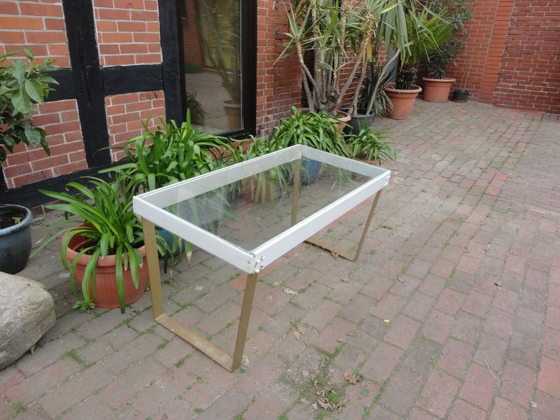 Glass table - <span>from Hanni and Willi</span>