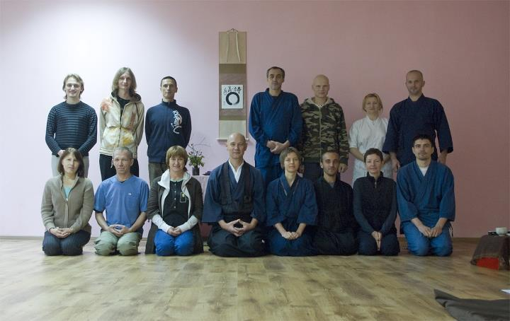 2011 Russia - <span>Kosesshin with Daiko</span>