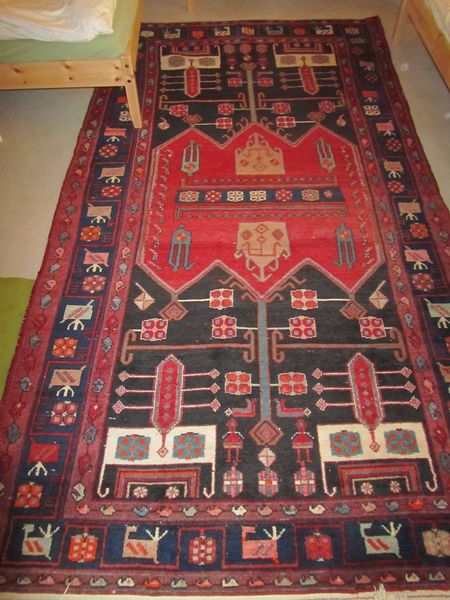Carpet - <span>donated by Hanni and Willi</span>