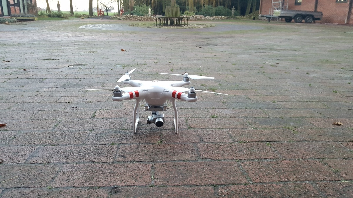 <span></span><div>Drone donated by Roshi</div>
