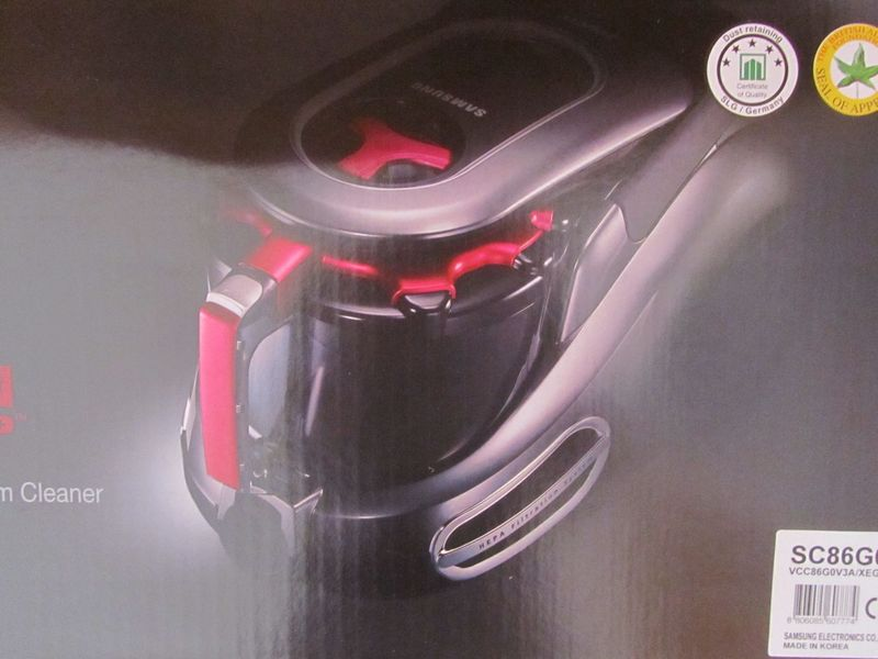 Vacuum cleaner - <span>donated by Ramona</span>