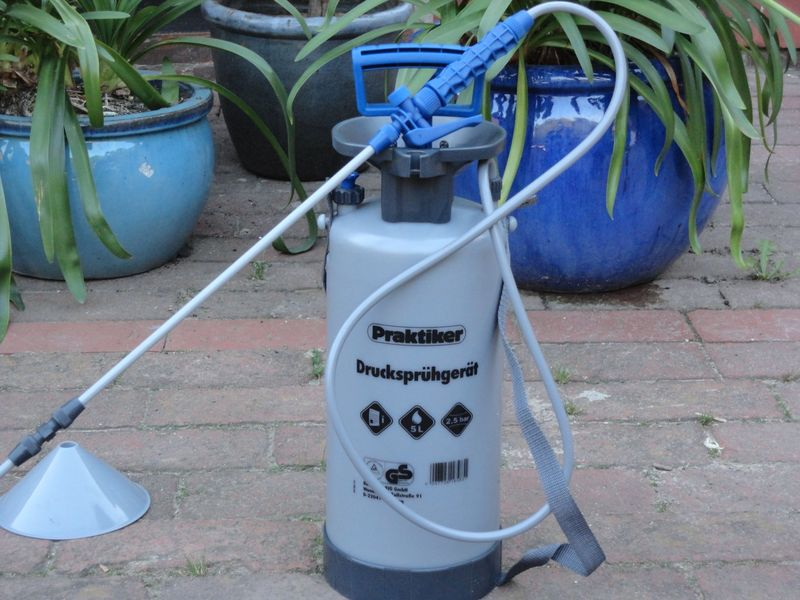 water sprayer - <span>from Werner</span>